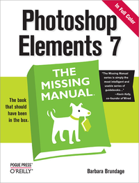 Livre numérique Photoshop Elements 7: The Missing Manual