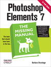 Livre numrique Photoshop Elements 7: The Missing Manual