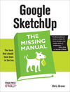 Livre numrique Google SketchUp: The Missing Manual