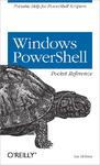 Livre numérique Windows Powershell Pocket Reference