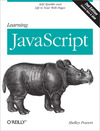 Livre numrique Learning JavaScript