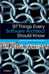 Livre numrique 97 Things Every Software Architect Should Know