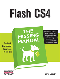 Livre numérique Flash CS4: The Missing Manual