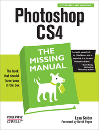Livre numérique Photoshop CS4: The Missing Manual