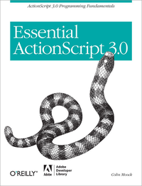 Livre numrique Essential ActionScript 3.0