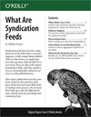 Livre numérique What Are Syndication Feeds