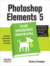 Livre numérique Photoshop Elements 5: The Missing Manual