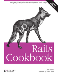 Livre numrique Rails Cookbook