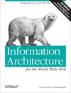 Livre numérique Information Architecture for the World Wide Web