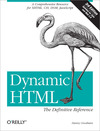 Livre numérique Dynamic HTML: The Definitive Reference
