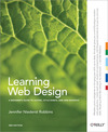 Livre numrique Learning Web Design