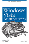 Livre numrique Windows Vista Annoyances
