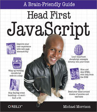 Livre numérique Head First JavaScript