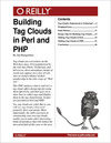 Livre numrique Building Tag Clouds in Perl and PHP