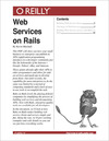 Livre numrique Web Services on Rails