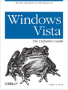 Livre numérique Windows Vista: The Definitive Guide