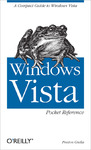 Livre numérique Windows Vista Pocket Reference