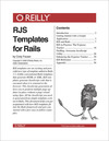 Livre numrique RJS Templates for Rails