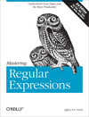 Livre numrique Mastering Regular Expressions
