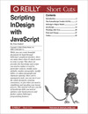 Livre numérique Scripting InDesign with JavaScript