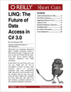 Livre numrique LINQ: The Future of Data Access in C# 3.0