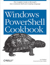 Livre numérique Windows PowerShell Cookbook