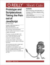 Livre numérique Prototype and Scriptaculous: Taking the Pain out of JavaScript