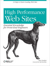 Livre numérique High Performance Web Sites