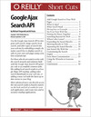 Livre numrique Google Ajax Search API