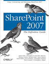 Livre numérique SharePoint 2007: The Definitive Guide