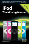 Livre numrique iPod: The Missing Manual