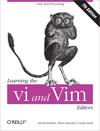 Livre numérique Learning the vi and Vim Editors
