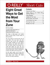 Livre numérique Eight Great Ways to Get the Most from Your Zune