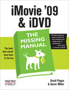 Livre numrique iMovie &#x27;09 &amp; iDVD: The Missing Manual