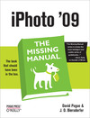 Livre numrique iPhoto &#x27;09: The Missing Manual