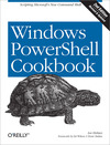 Livre numrique Windows PowerShell Cookbook