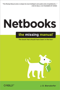 Livre numérique Netbooks: The Missing Manual