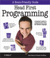 Livre numrique Head First Programming