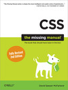 Livre numérique CSS: The Missing Manual