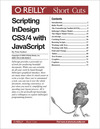 Livre numérique Scripting InDesign CS3/4 with JavaScript