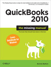 Livre numérique QuickBooks 2010: The Missing Manual