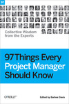 Livre numérique 97 Things Every Project Manager Should Know