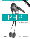 Livre numrique PHP: The Good Parts