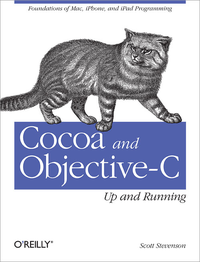 Livre numrique Cocoa and Objective-C: Up and Running