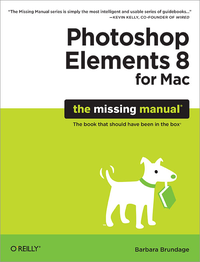 Livre numérique Photoshop Elements 8 for Mac: The Missing Manual