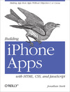 Livre numérique Building iPhone Apps with HTML, CSS, and JavaScript