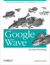 Livre numrique Google Wave: Up and Running