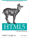 Livre numrique HTML5: Up and Running