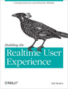 Livre numrique Building the Realtime User Experience