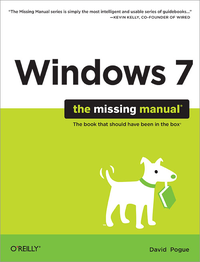 Livre numrique Windows 7: The Missing Manual